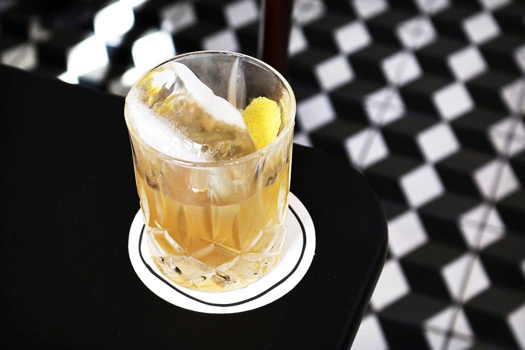 Tratto limoncello cocktail imbibe magazine for Cocktail limoncello