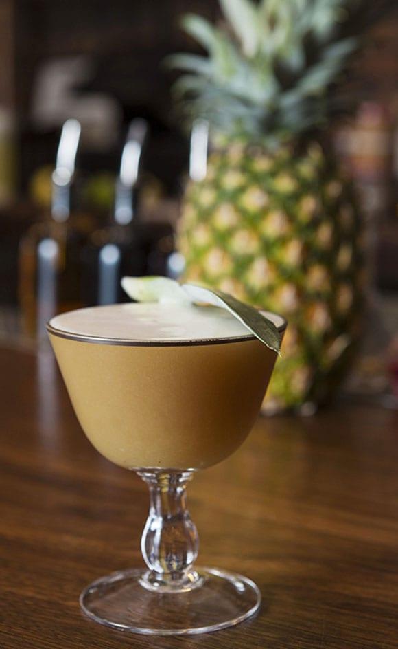 Million Dollar Cocktail.   Photo by Kate Glicksberg.