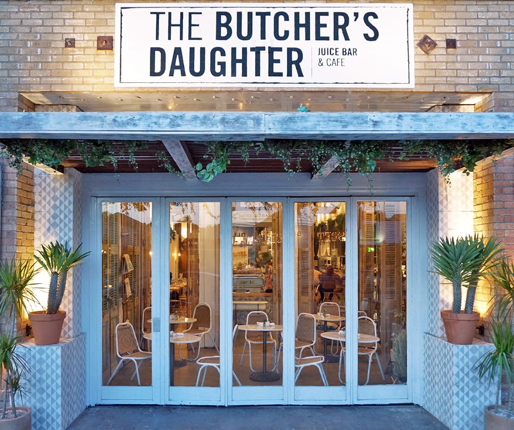 The Butcher's Daughter is a playful take on the traditional juice bar. | Photo by Whitney Leigh Morris.