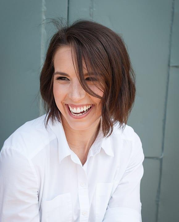 Dana Sicko, founder of Gundalow Juice.   Photo by Julie Hove Andersen.