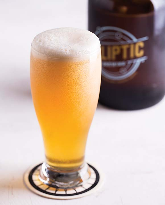 Unfiltered beer keeps things hazy but natural in the craft brewing scene.