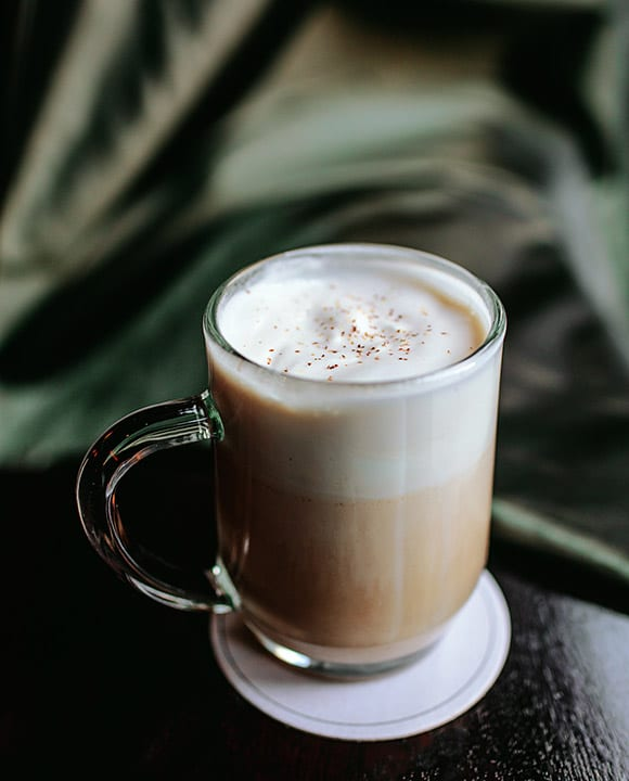 The NoMad's Hot Buttered Rum. | Photo by Amanda Picotte.