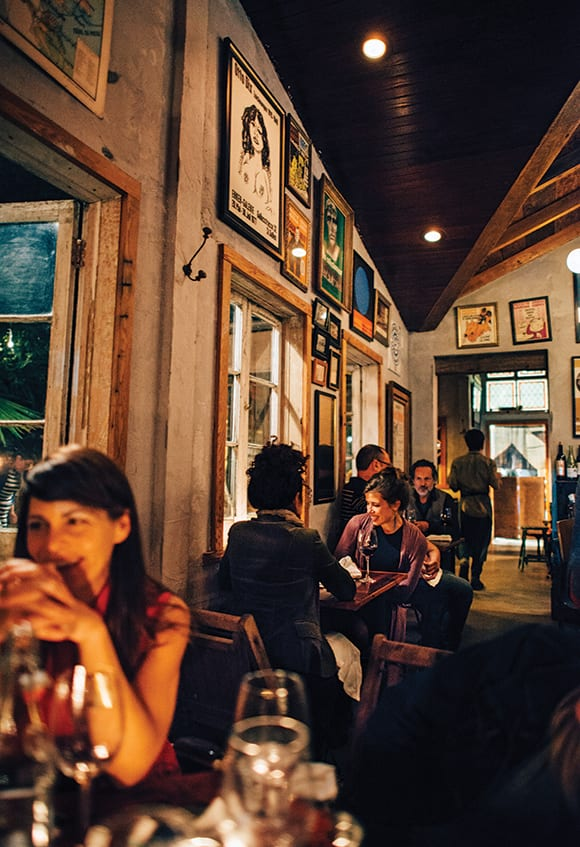 N7 in New Orleans is our 2017 Wine Bar of the Year. | Photo by Denny Culbert.