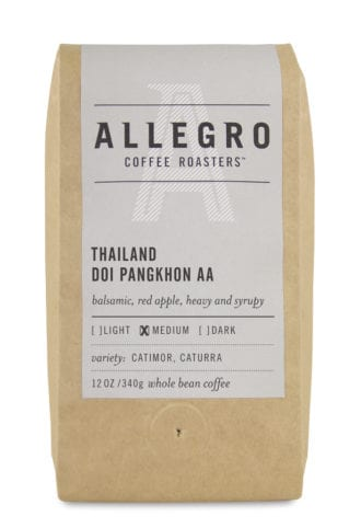 allegro thai coffee