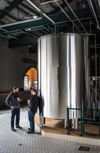 industrial arts brewing company