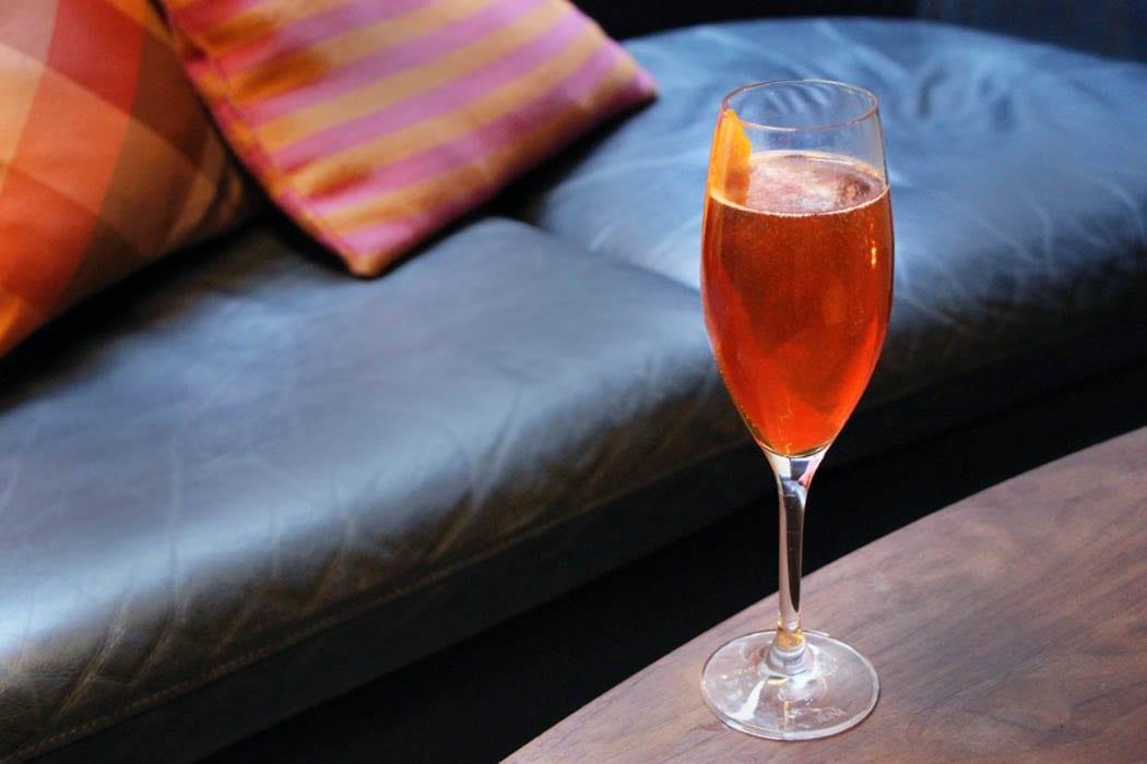 Mason & Rook Cocktail