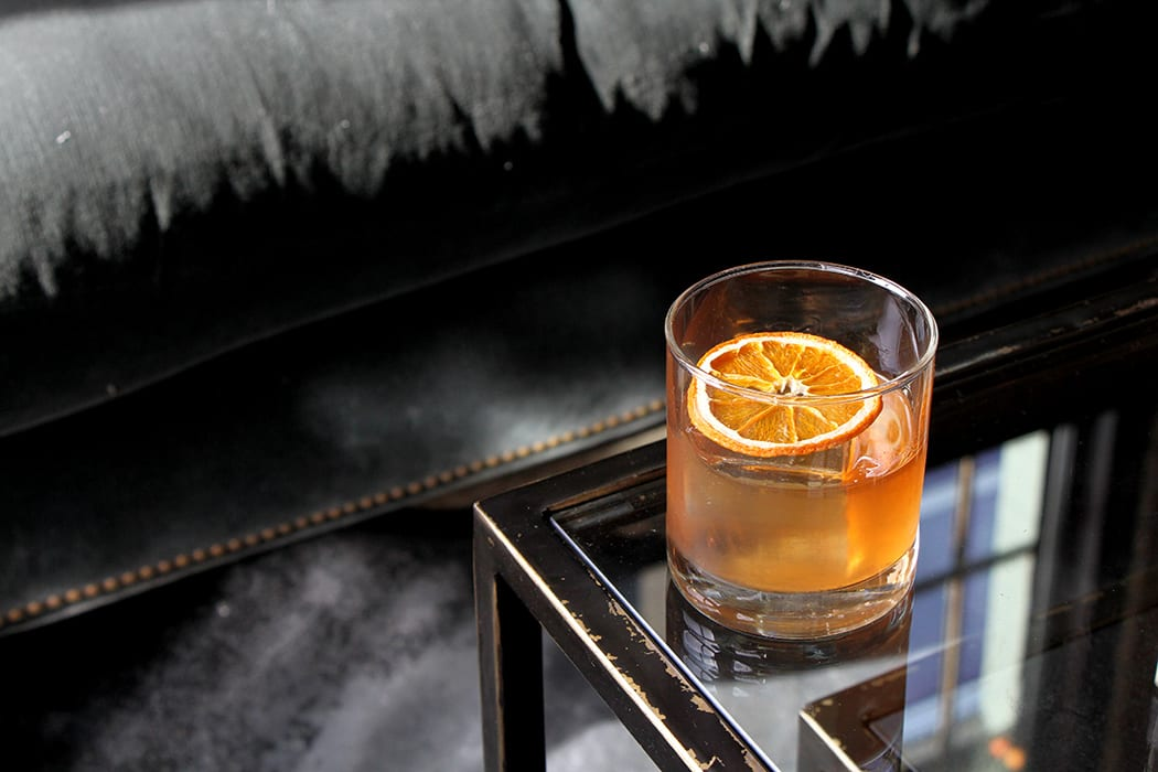 Presidio Old Fashioned. | Photo by Emma Janzen.