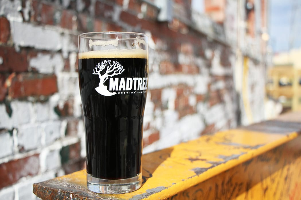 MadTree's Rubus Cacao smells sweet, but after a few sips the dry balance of raspberry and chocolate emerges.