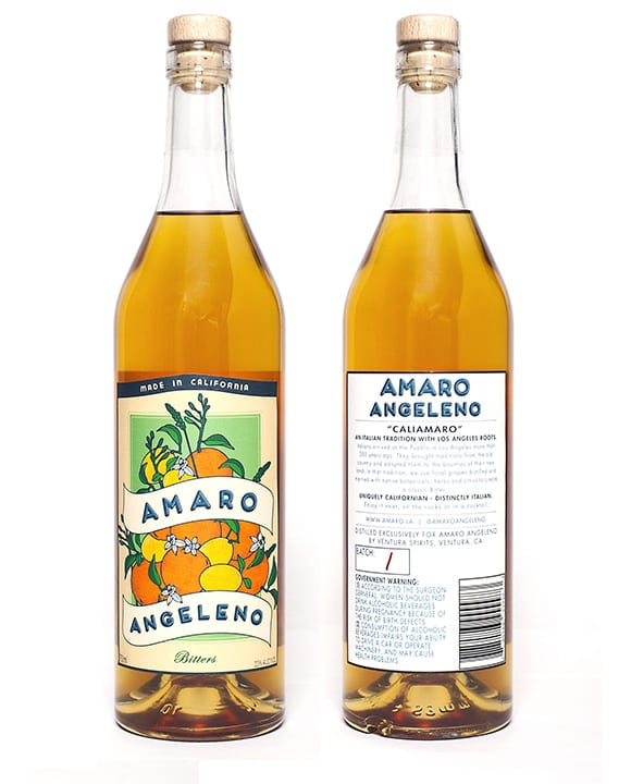 Southern California's answer to Italy's popular aperitivo, Amaro Angeleno is a gorgeous, citrusy bitter that tastes brilliant with a splash of soda or tonic water. $35, klwines.com