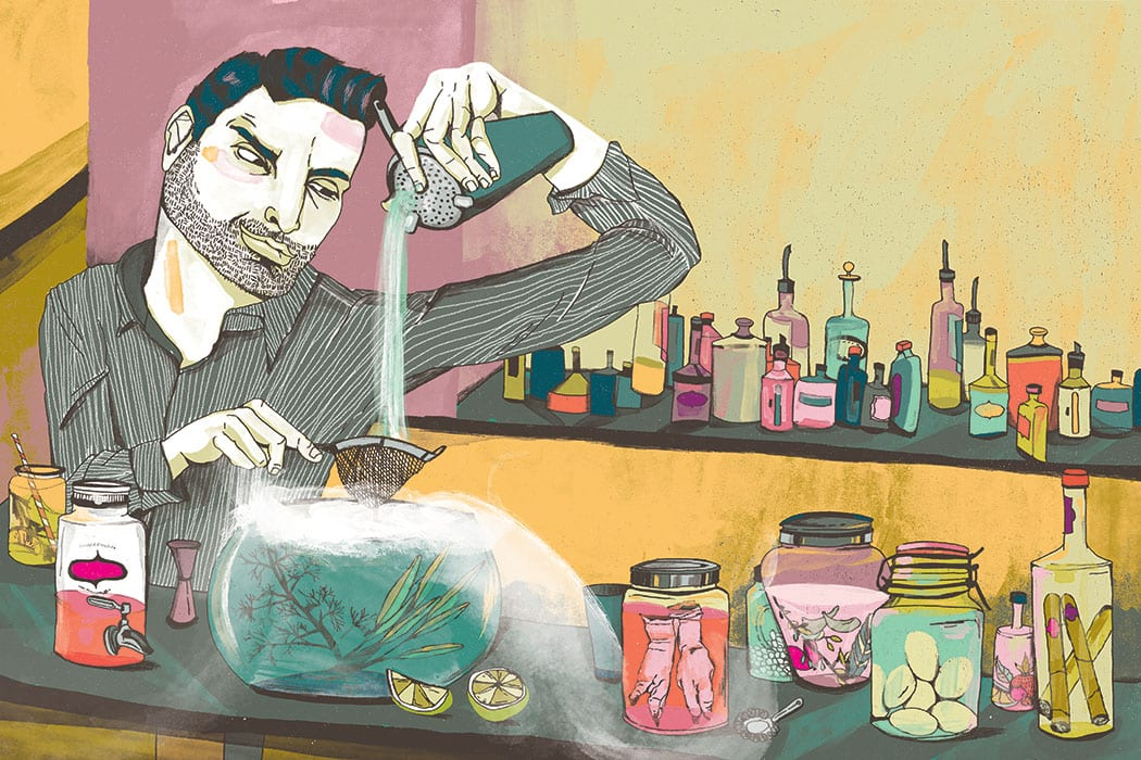 Dangerous Drinks and How To Spot Them - Imbibe Magazine