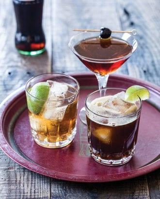 cola cocktails