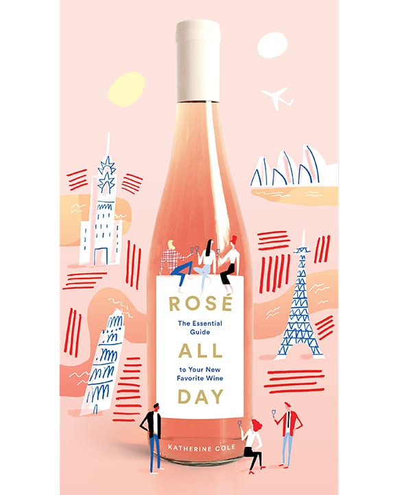 This thoughtful primer on spring's best wine is complete with a history and breakdown of rosé. Easy to read and packed with pretty illustrations, you might want to buy an extra copy for yourself. $15, amazon.com