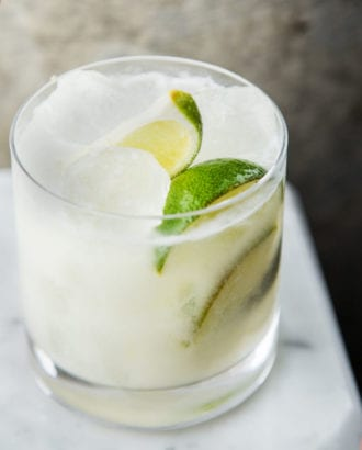 coconut water cocktails