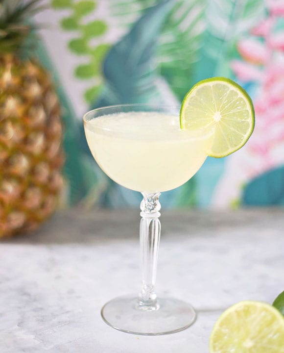 Daiquiri D'Ananas. | Photo by Natalie Jacobs.
