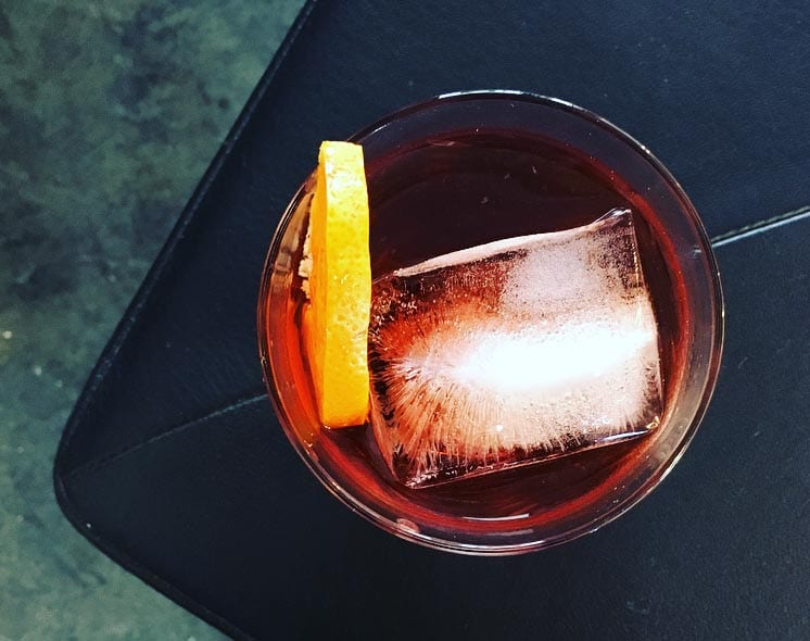 Sailor's Negroni.