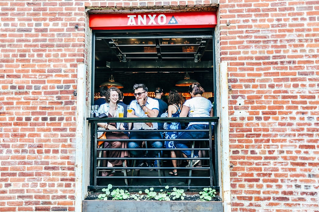 Anxo Cidery recently opened a new tasting room in the Brightwood Park neighborhood of Washington, DC.