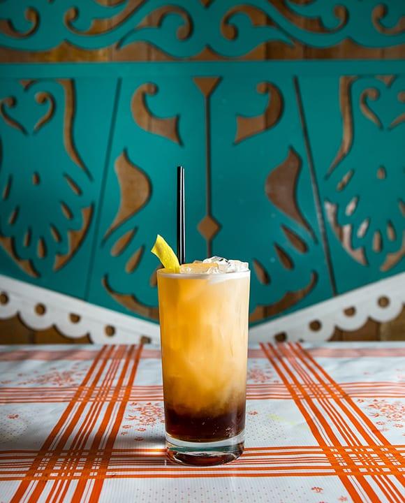 Carly Diaz shot the latest batch of gorgeous cocktail photos for Portland bar and restaurant Kachka.  | Follow the bar at Kachka.
