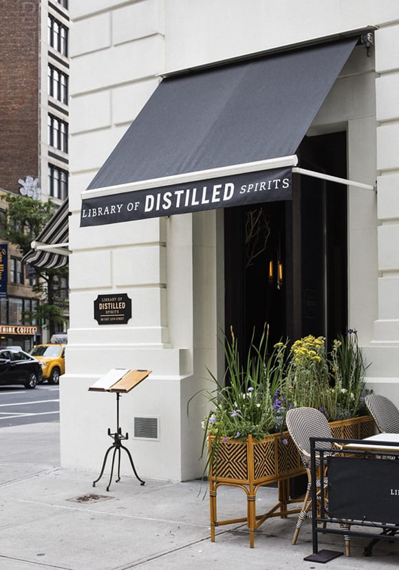 From the team behind Casa Apicii and Bar Fortuna in Greenwich Village, Bowery Road and the adjacent Library of Distilled Spirits opened on the ground floor of the Hyatt Union Square in May.