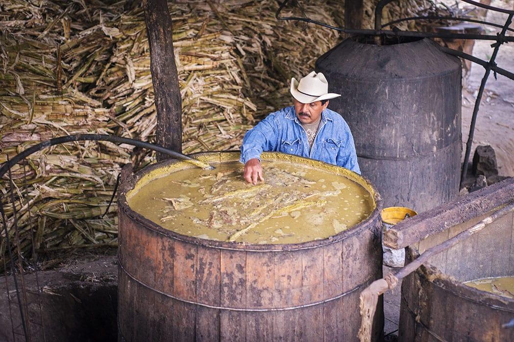 paranubes mexican rum