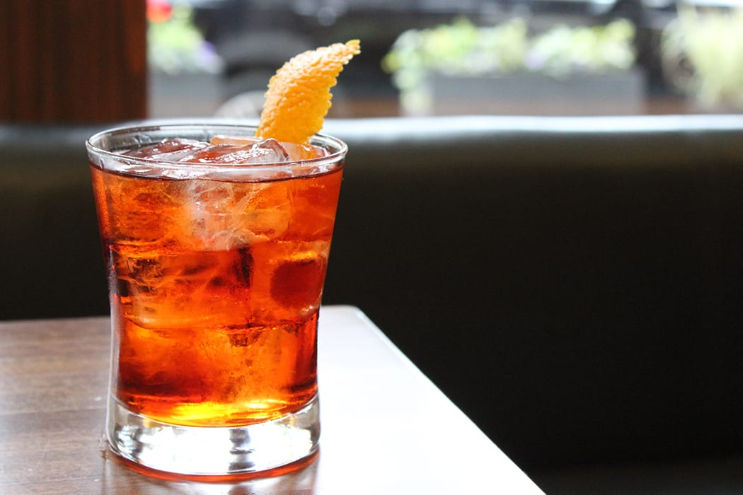 Red Eye Negroni.