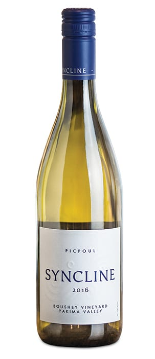Syncline Picpoul, 2016 | $25, synclinewine.com