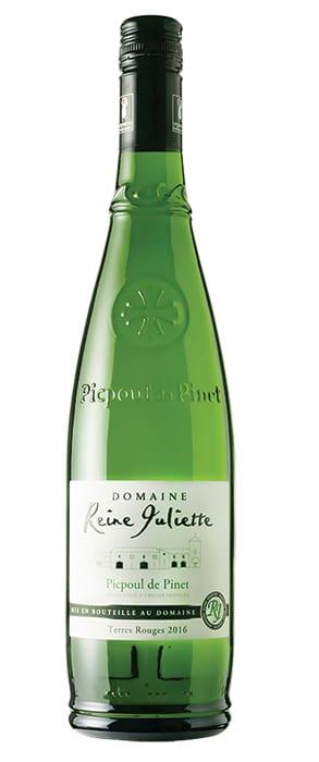 Domaine Reine Juliette Picpoul de Pinet, 2016 | $12, misterwrightfinewines.com