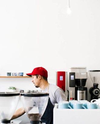 Inside Look: Horizon Line Coffee, Des Moines - Imbibe Magazine