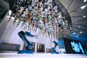 bar robots
