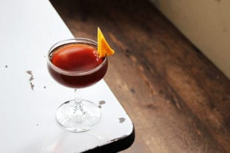 Pastry War Cocktail