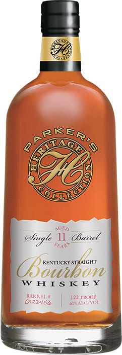 Parker's Heritage Collection Single Barrel Bourbon, $130