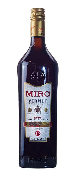 Miro Vermut, $13