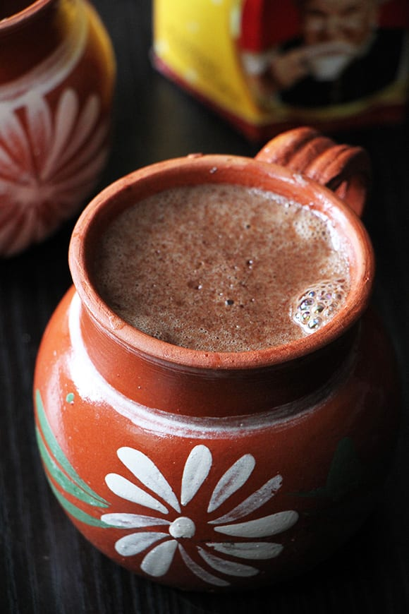 Champurrado. | Photo by Emma Janzen.