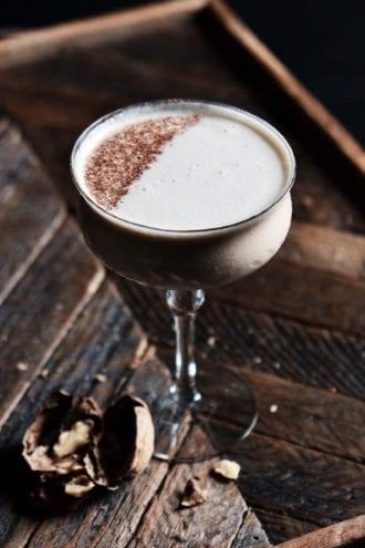 rum walnut alexander