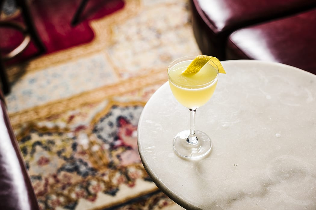 White Negroni Daiquiri. | Photo by Alana Dimou.