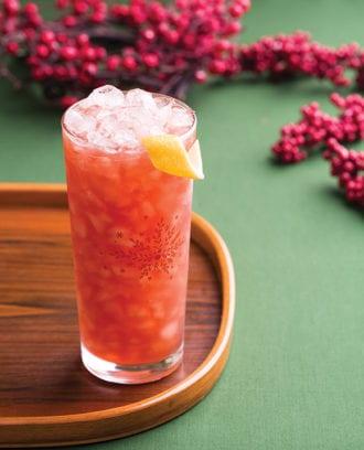 Fruitcake-Inspired Cocktail