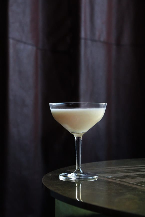 Sherry Colada. | Photo by Emma Janzen.