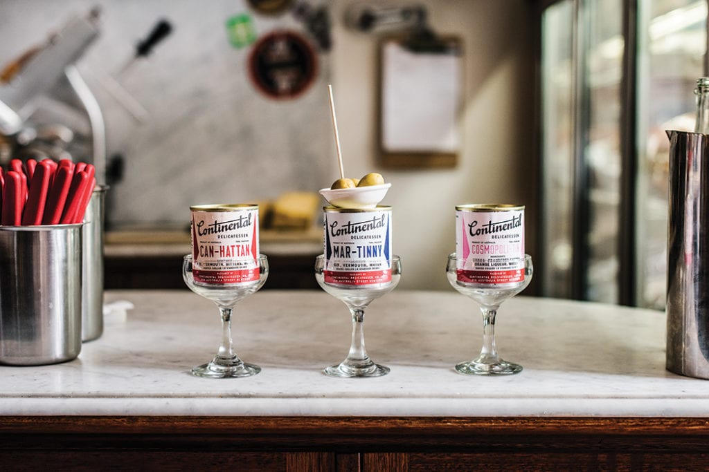 sydney cocktails and beer