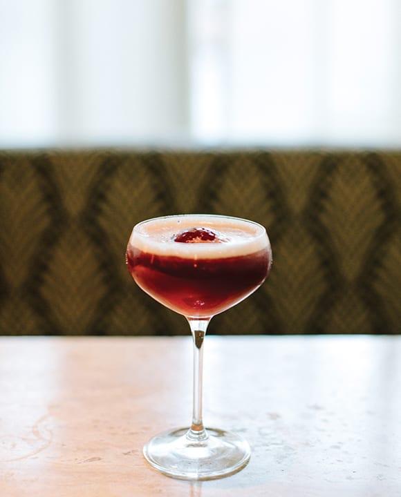 dewberry hotel cocktail