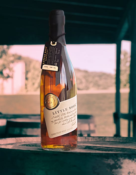 Little Book Bourbon. | klwines.com, $75