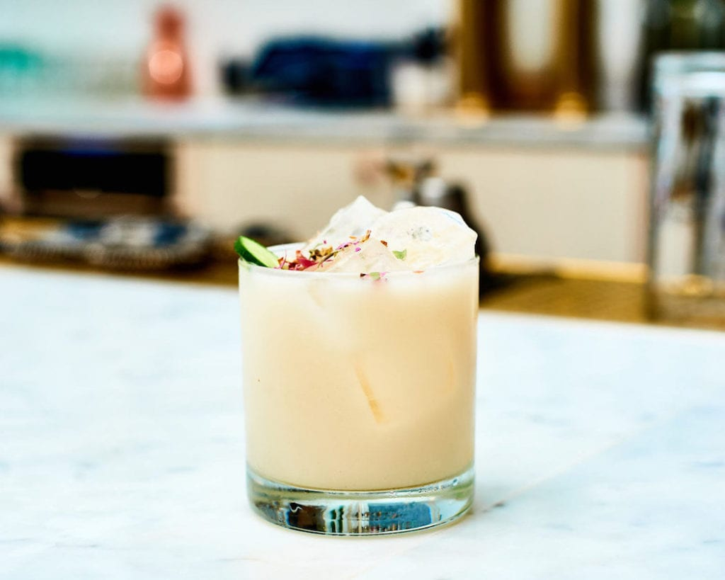 yogurt cocktail
