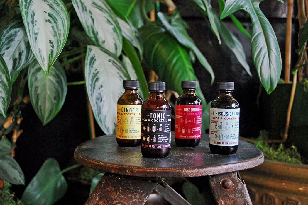 Portland Syrups Gift Set. | $15, Portland Syrups Gift Set