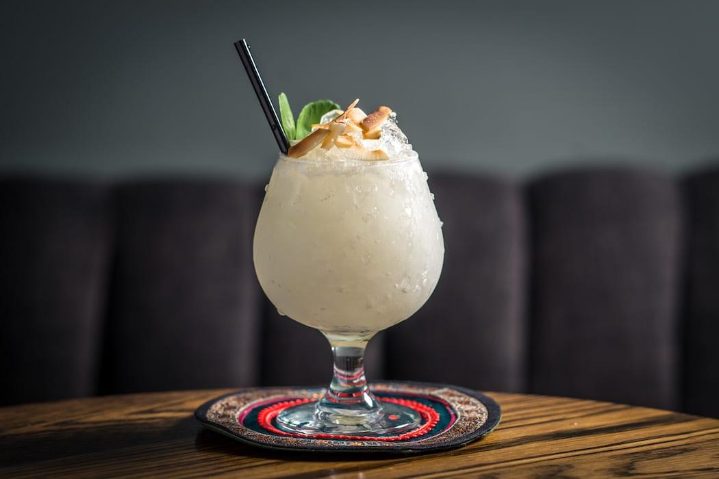 Yogurt Cocktails