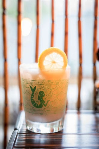 Mermaids Milk Cocktail