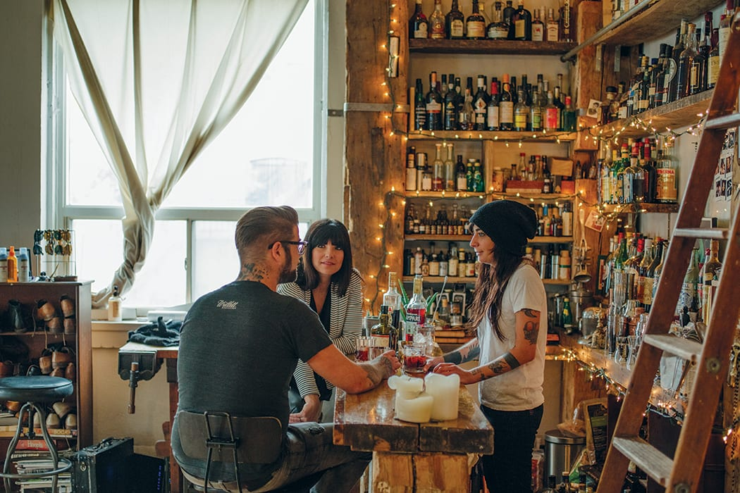 Home Cocktail Revolution