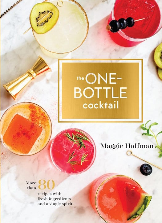 one-bottle-cocktail-maggie-hoffman-spring-books