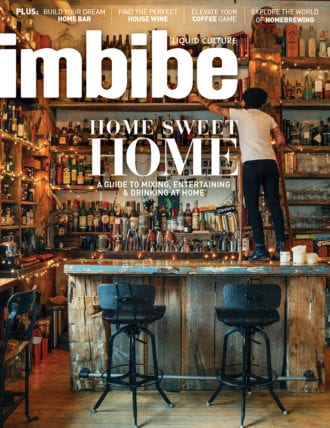 March/April 2018: The Home Issue - Imbibe Magazine