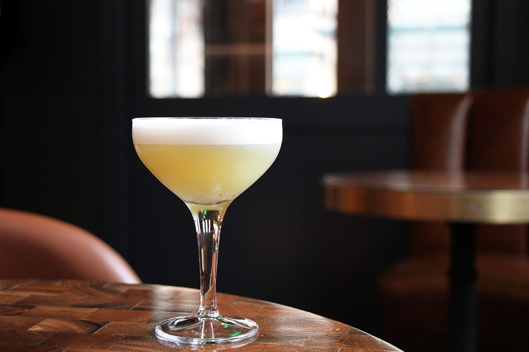 One Inch Pisco Punch. | Photo by Emma Janzen.