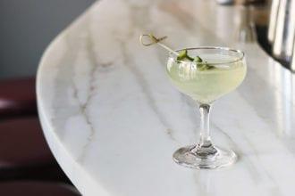 sake martini