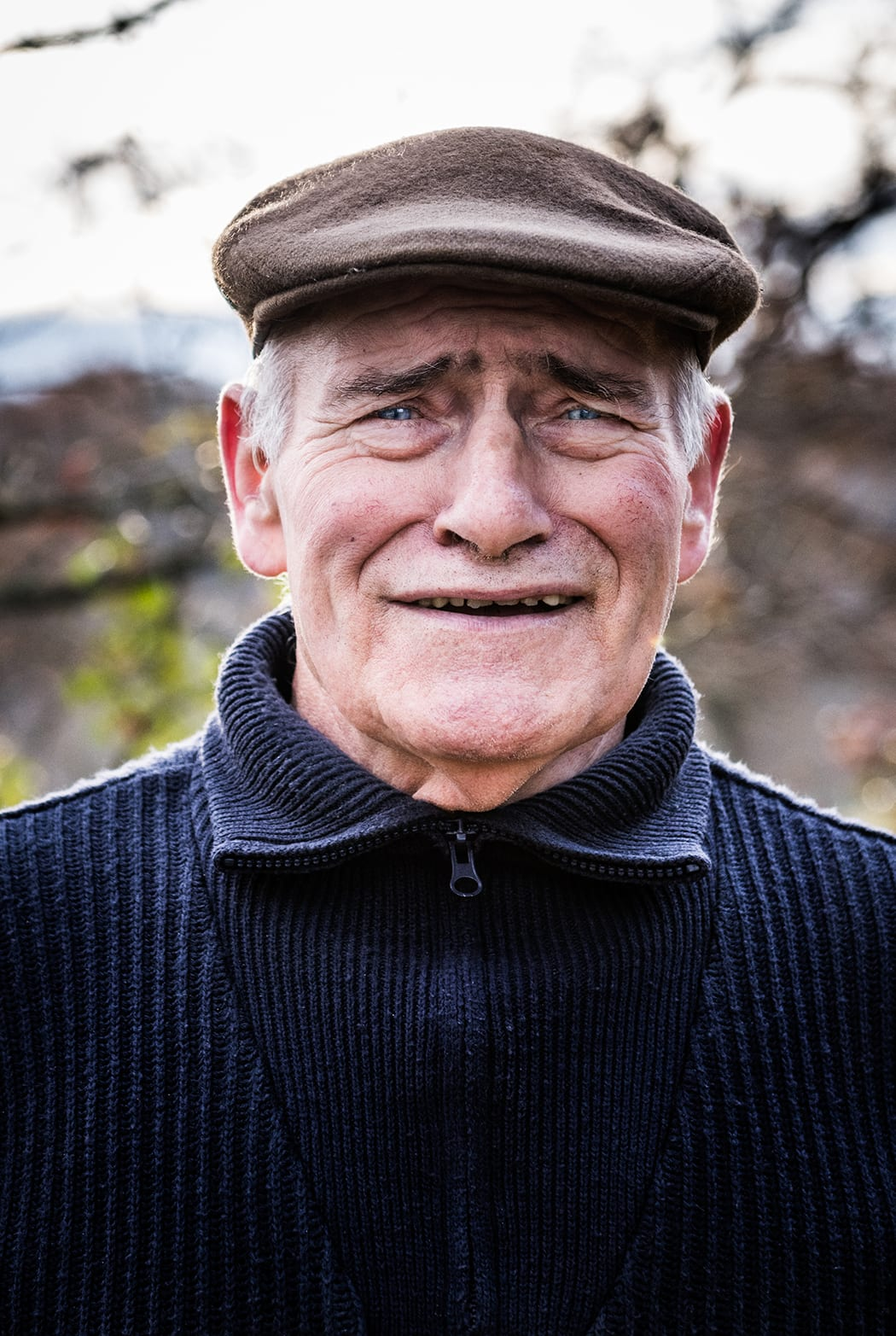 Bernard Molas, who with his wife Monique operates La Ferme de Mounet, a duck farm and bed-and-breakfast near Eauze.