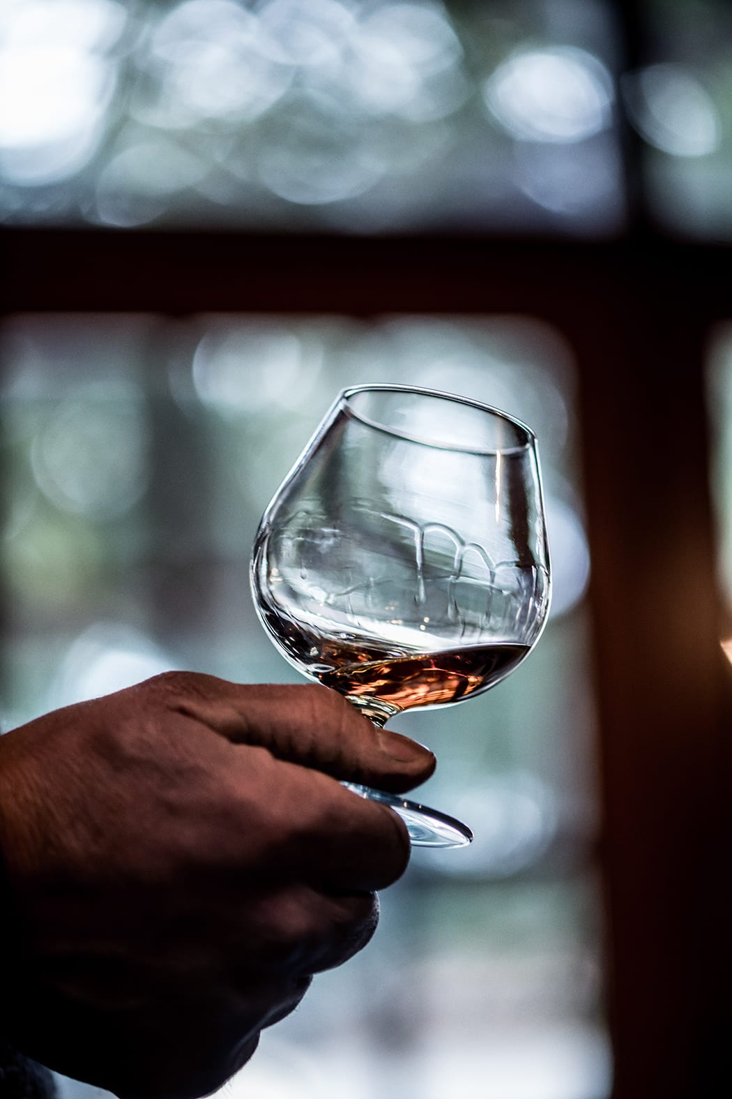 While some Armagnac is blended, much is bottled in vintages, like wine.